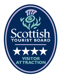 Scottish Tourist Board 4-Star Visitor Attraction